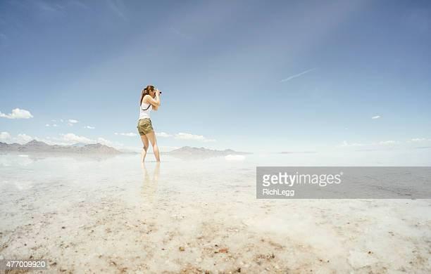 Tourist Nature Photographer