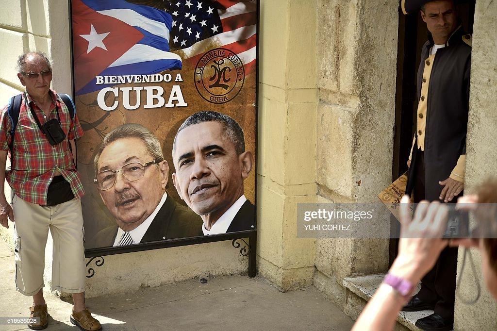 CUBA-US-OBAMA-FEATURE : News Photo