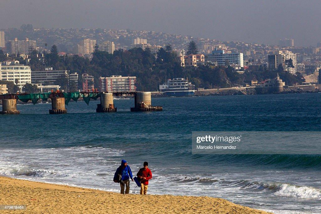 Copa America Chile 2015 Host Cities - Viña del Mar : News Photo