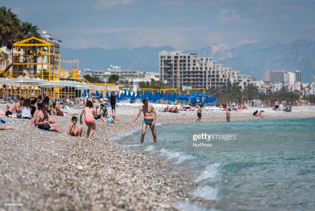 Tourism In Antalya