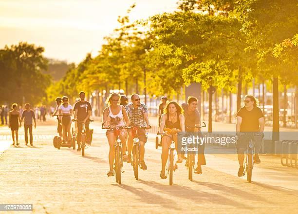 tourists exploring Berlin
