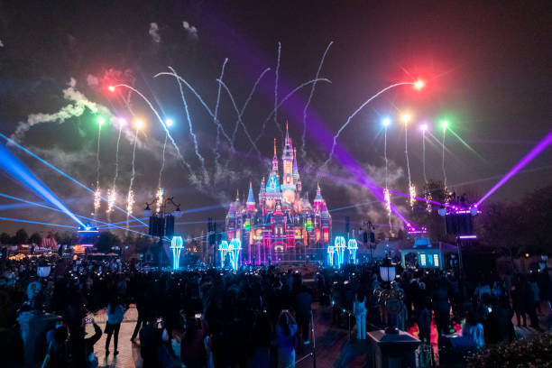 CHN: Shanghai Disney Resort Celebrates 5th Birthday