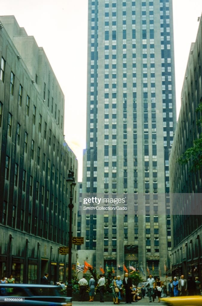 30 Rockefeller Plaza Pictures | Getty Images
