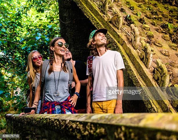 Les touristes en Thaïlande