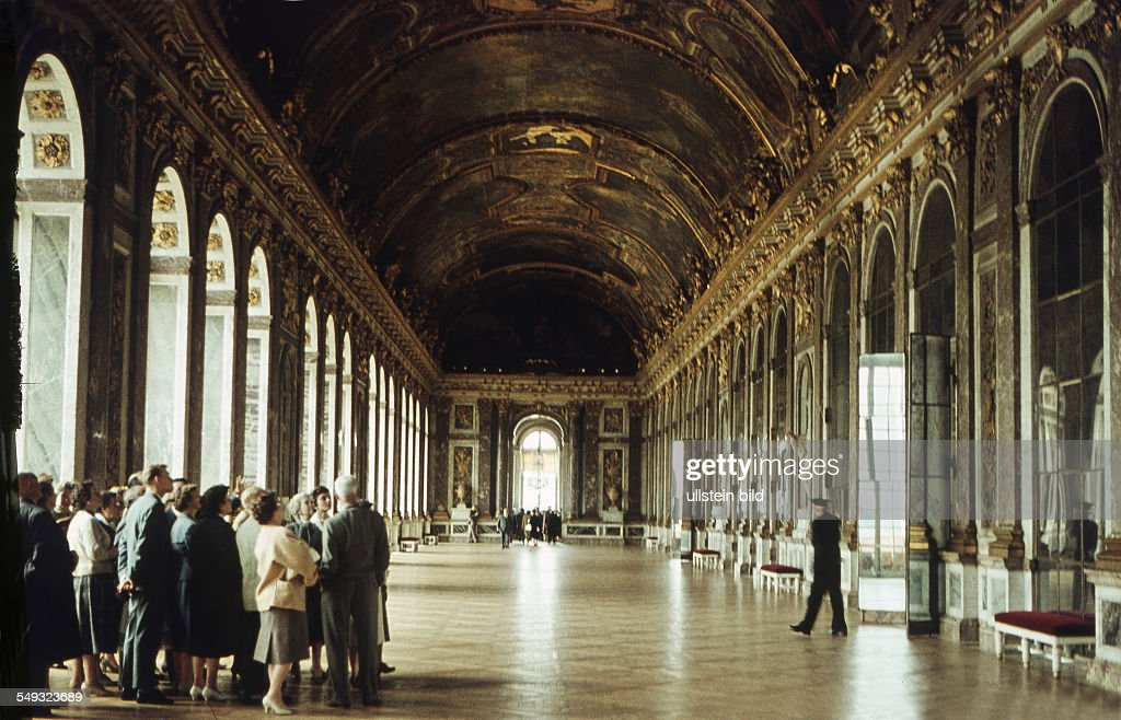 France: Palace of Versailles : Foto di attualità