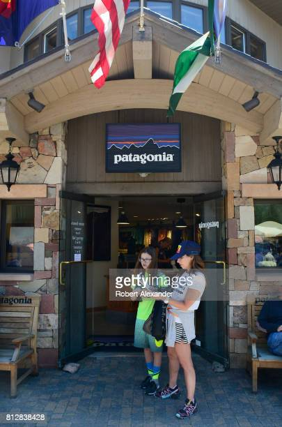 low priced 64689 afdcf World's Best Patagonia Store Stock Pictures, Photos, and ...