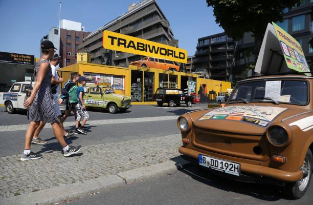 DEU: Tourism In Berlin During The Coronavirus Pandemic