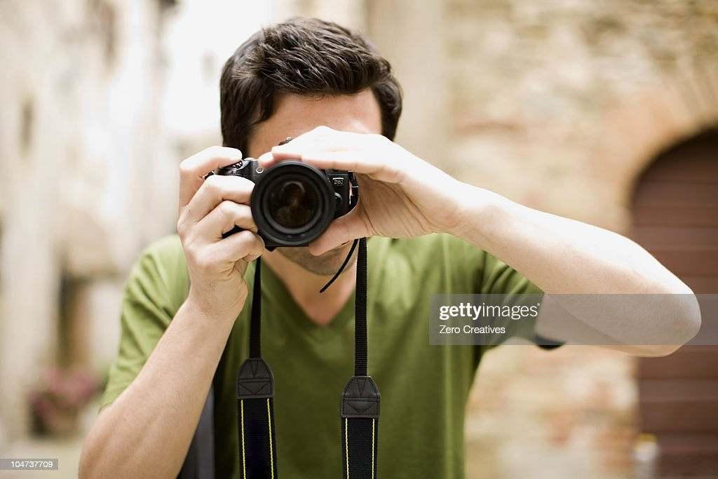 Tourists : Stock-Foto