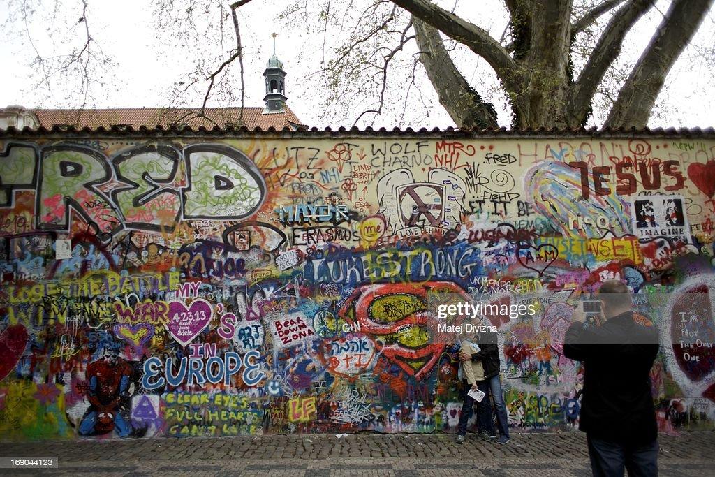 Prague Is Popular Tourist Destination : News Photo