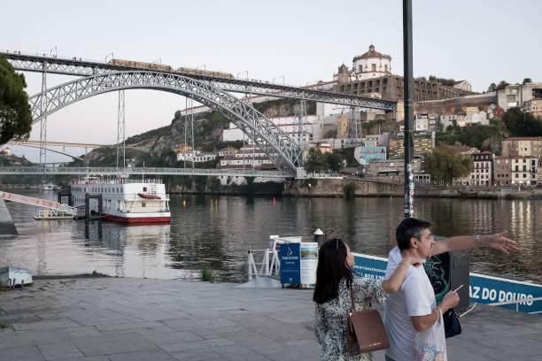 FRA: Daily Life In Porto, Portugal