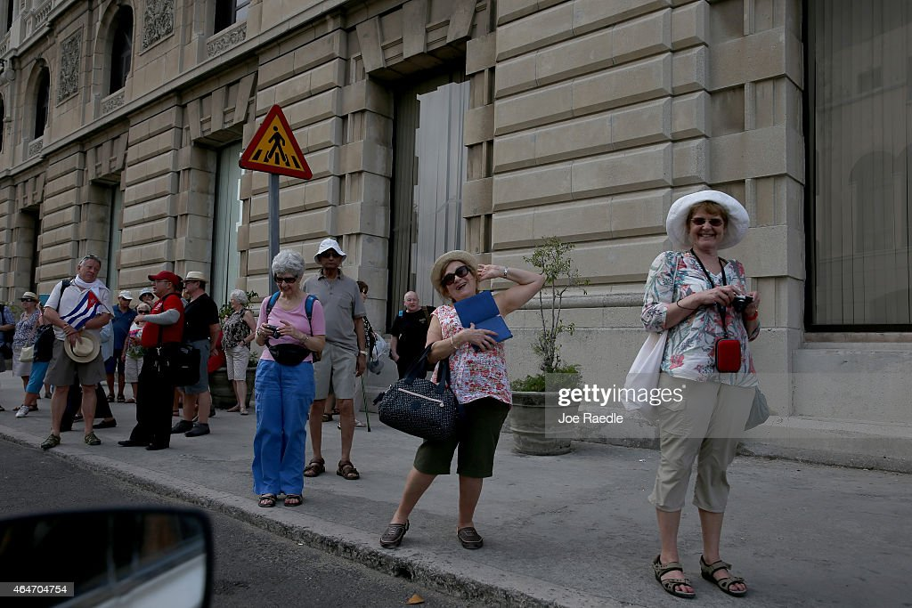 Cuba Poised For New Realities As Diplomatic Ties With U.S. Are Restored : News Photo