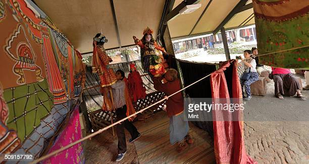 National Handicrafts And Handloom Museum Stock Photos And Pictures