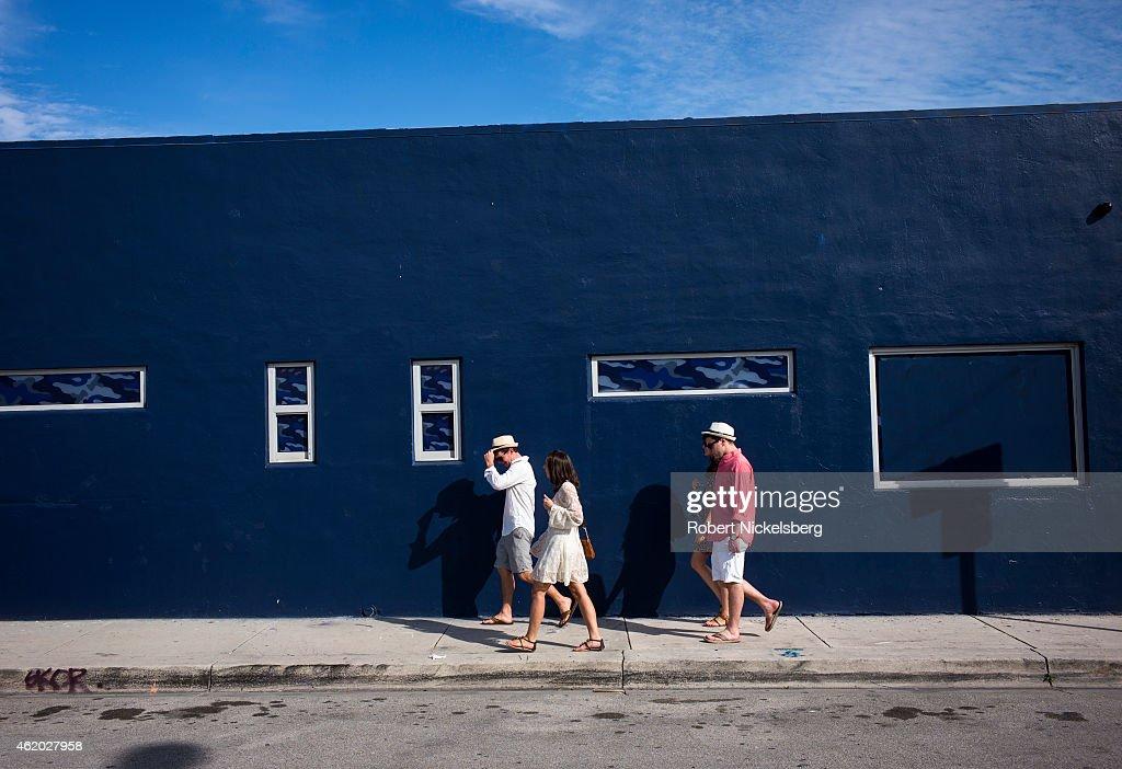 Wynwood Art District In Miami, FloridaArtist : News Photo