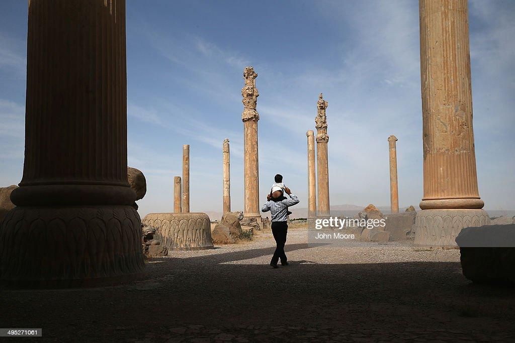 A Trip Through The Heart Of Central Iran : News Photo