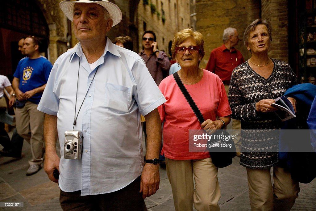 Tourism In Italy : News Photo