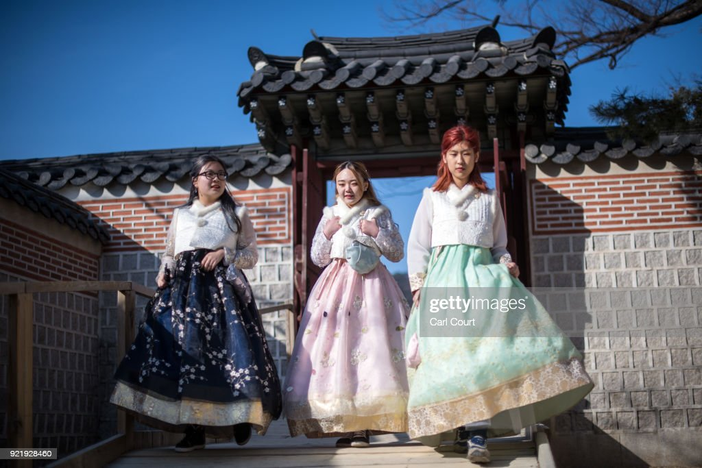 Daily Life In Seoul During PyeongChang Olympics