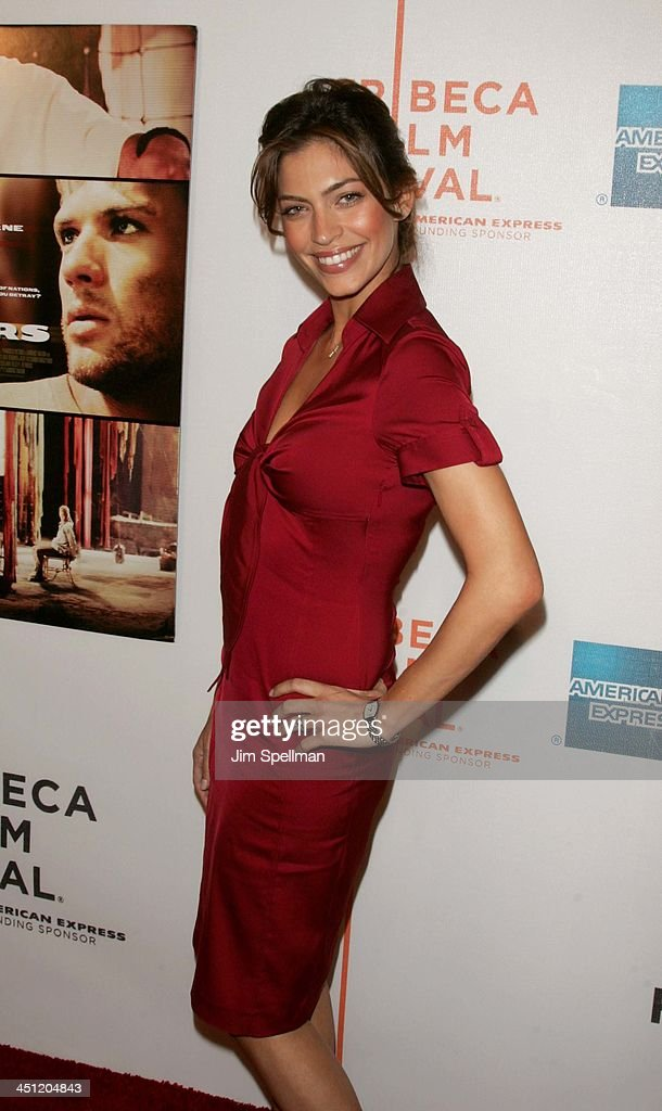 5th Annual Tribeca Film Festival - Five Fingers Premiere - Outside Arrivals : News Photo