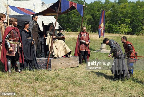 THE QUEST 'Tournament for the Queen' With the first Paladin banished from Everealm during the premiere episode ABC's 'The Quest' continues THURSDAY...