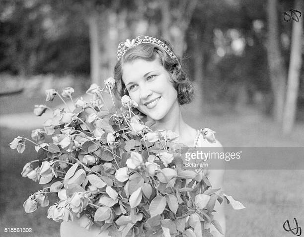 Tournament Of Roses Queen Dorothy Edwards of Pasadena California who has been chosen Queen of the coming Tournament of Roses to be held in Pasadena...