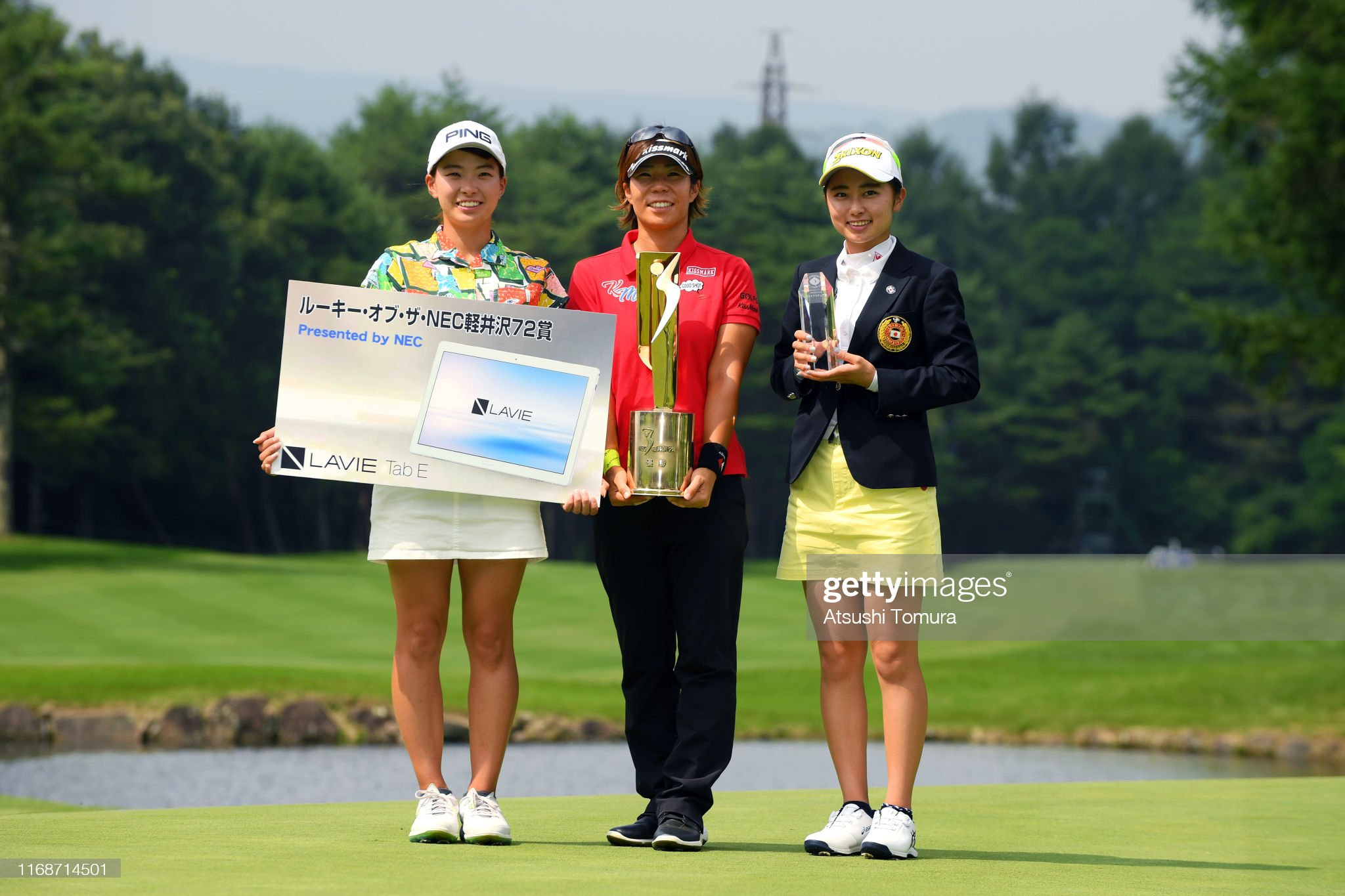 https://media.gettyimages.com/photos/tournament-winner-lala-anai-poses-with-the-rookie-of-the-nec-72-picture-id1168714501?s=2048x2048