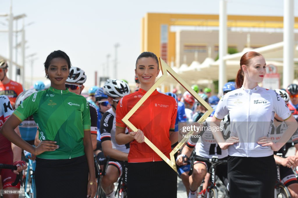4th Abu Dhabi Tour 2018 Stage 1 : News Photo