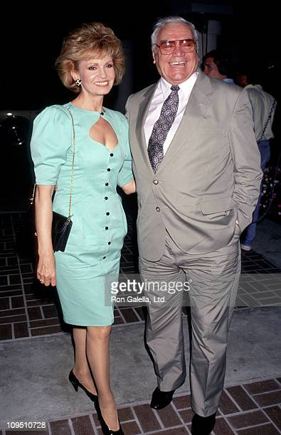 Tova Borgnine and Ernest Borgnine during Universal Studios Private Party at the Grand Cypress Resort - June 6, 1990 at Grand Cyprus Resort in...