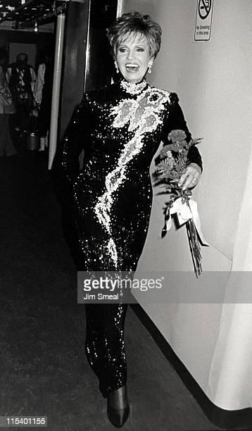 Tova Borgnine during 1993 Ellis Island Medal of Honor at Ellis Island in New York City New York United States