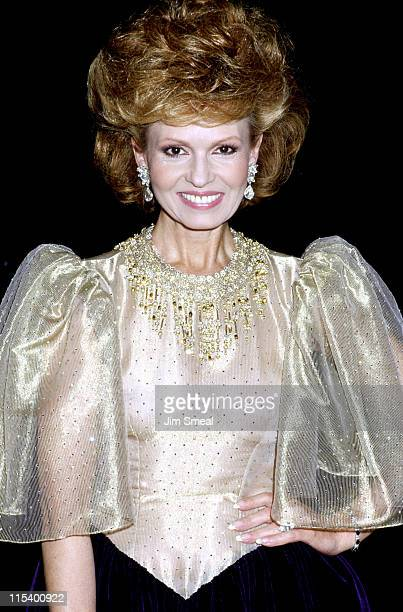 Tova Borgnine during Costume Exhibit at the Museum of Natural History at Museum of Natural History in Hollywood California United States