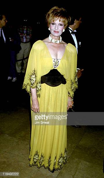 Tova Borgnine during National Conference of Christians and Jews Honor Rupert Murdoch at Beverly Hilton Hotel in Beverly Hills California United States
