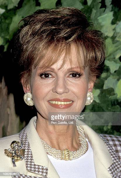 Tova Borgnine during The American Perfumers Annual Meeting and Reception January 19 1994 at Tavern on the Green in New York City New York United...