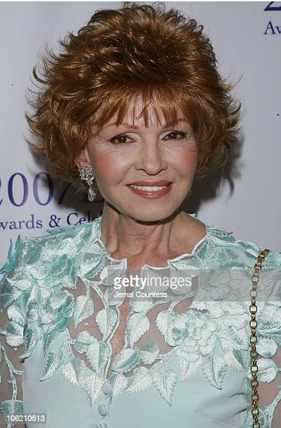 Tova Borgnine during The Fragrance Foundation Hosts the 2007 FiFi Awards Celebration Arrivals at The Winter Garden at the World Financial Center in...