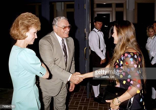 Tova Borgnine, Ernest Borgnine and Jane Seymour
