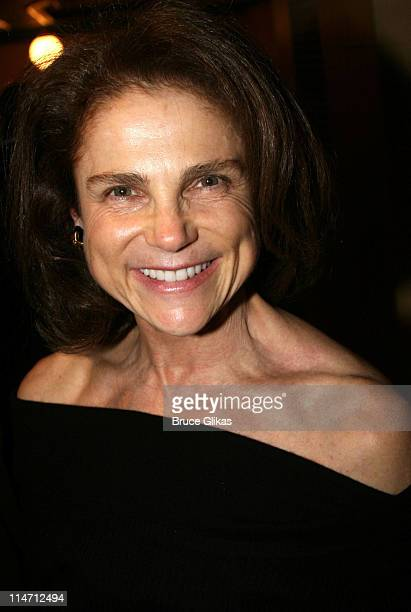 Tovah Feldshuh during Encore's presents Stephen Sondheim's 'Follies' Opening Night Gala at City Center in New York City New York United States