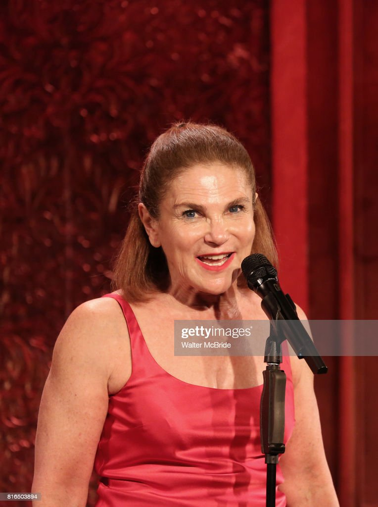 Tovah Feldshuh previews her new show 'Aging is Optional' at Feinstein's/54 Below on July 17, 2017 in New York City.