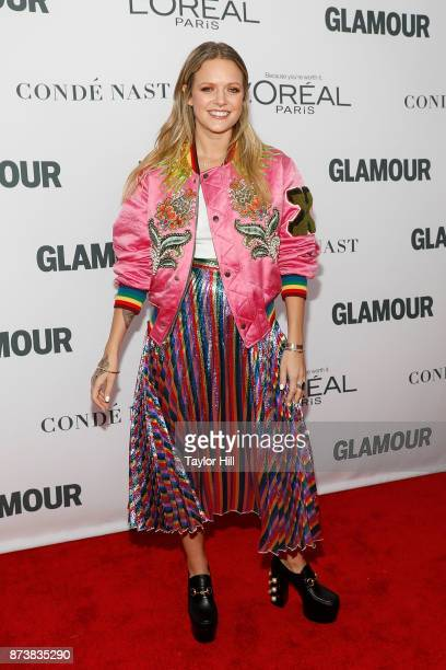 Tove Lo attends the 2017 Glamour Women Of The Year Awards at Kings Theatre on November 13 2017 in New York City