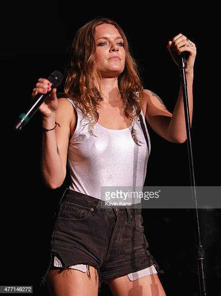 Tove Lo performs during the BLI Summer Jam 2015 at Nikon at Jones Beach Theater on June 13, 2015 in Wantagh, New York.