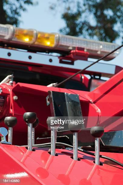 Tow Truck Closeup