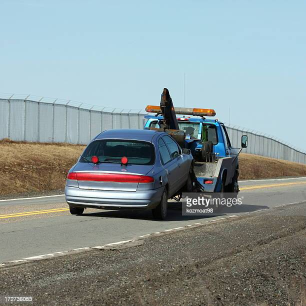 tow truck - tow truck stock pictures, royalty-free photos & images