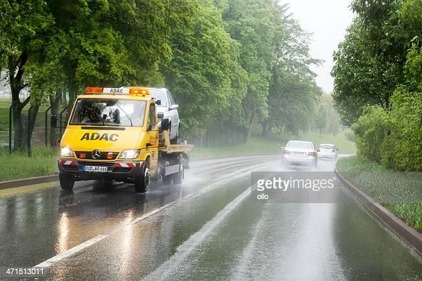 ADAC tow truck