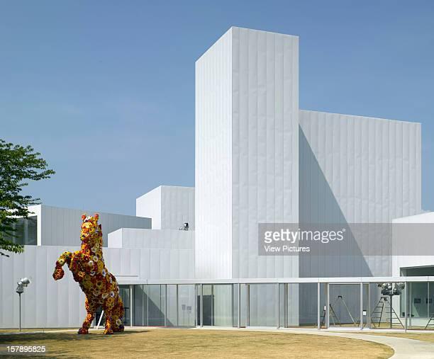 Towada Art Center Towada Japan Architect Ryue Nishizawa Towada Art Centre
