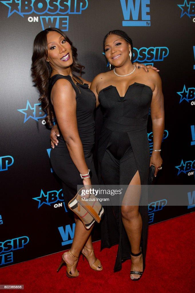 """Bossip On WE"" Atlanta Launch Celebration : News Photo"