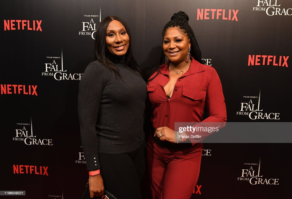 "Tyler Perry's ""A Fall From Grace"" - VIP Screening In Atlanta : News Photo"