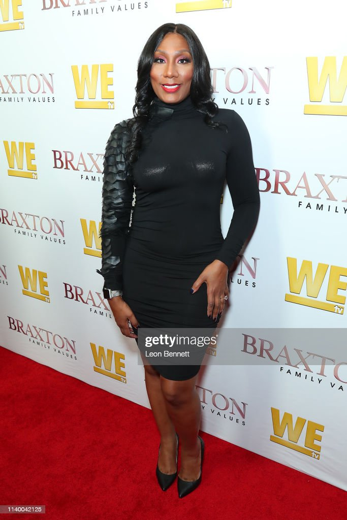 "WE tv's ""Braxton Family Values"" Season 6 Premiere : News Photo"