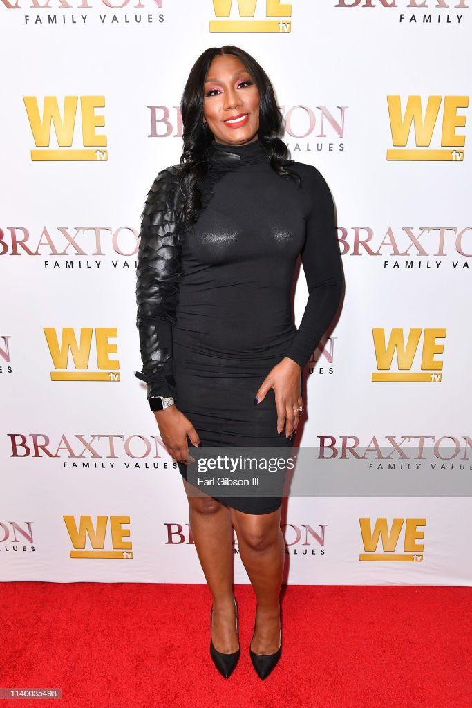 "WE tv Celebrates The Premiere Of ""Braxton Family Values"" : News Photo"