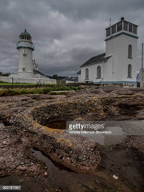 Toward Lighthouse and Foghorn building was completed in 1812, on Toward Point, six miles south of Dunoon, and is one of 18 Scottish lighthouses built...