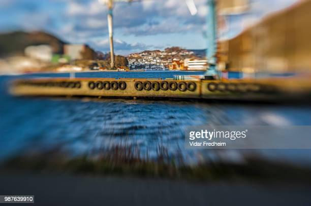 towards egersund - egersund stock photos and pictures