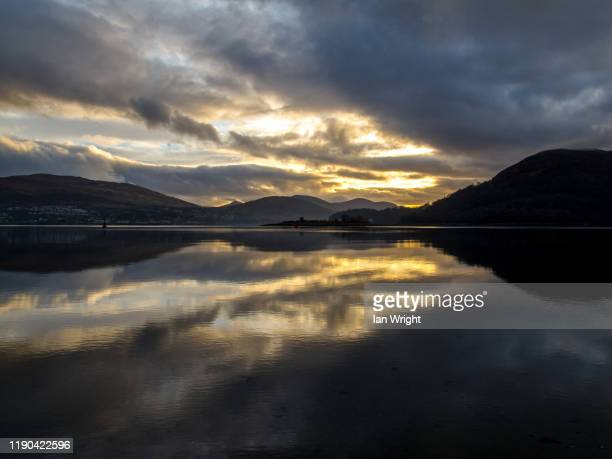 towards oban #1 - moment of silence stock pictures, royalty-free photos & images