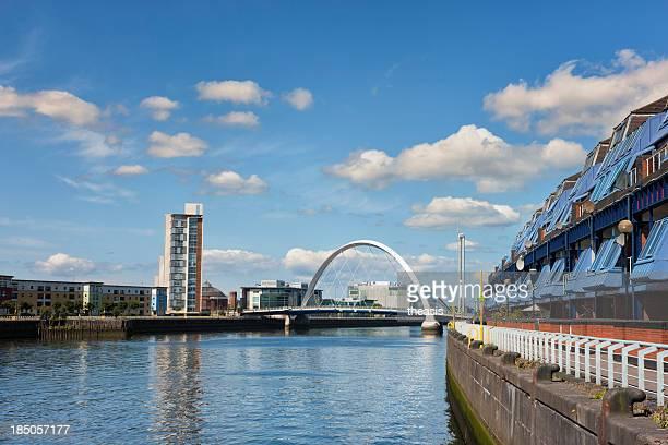 Direção a Finnieston ponte, Glasgow