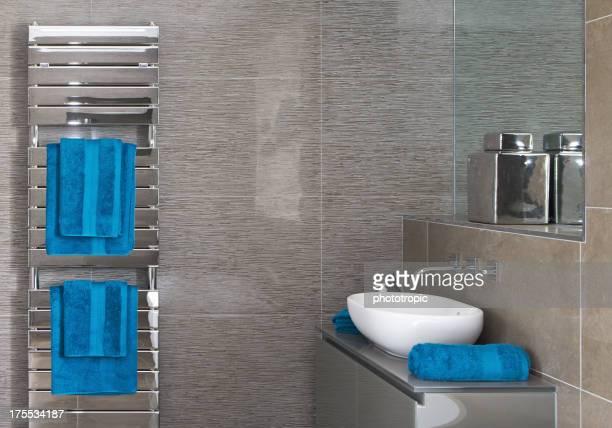 towel radiator and bathroom