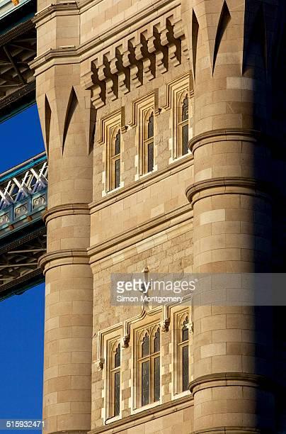 Tower Bridge column